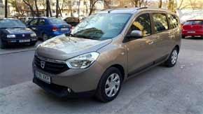 Inchirieri auto Dacia Lodgy 7 locuri
