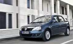 Inchiriere auto Dacia Logan 1.4 mpi Facelift Bucuresti