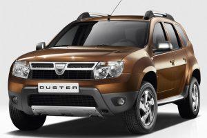 inchirieri auto Duster
