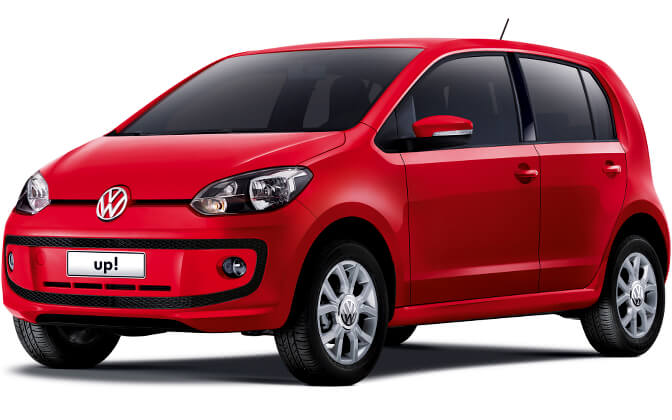 inchiriere auto Volkswagen Up 1.0